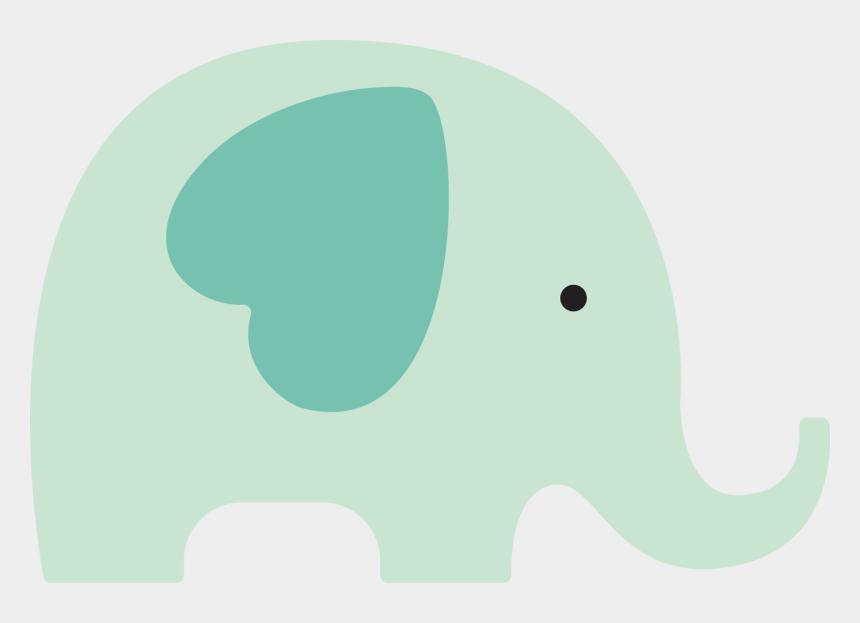 baby girl elephant clipart, Cartoons - Baby Elephant Svg Cut File