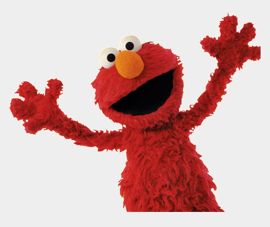 Sesame Street Characters Elmo Transparent Background Elmo