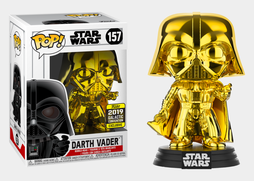 darth vader clipart, Cartoons - Funko Pop Vinyl - Funko Pop Star Wars Celebration 2019