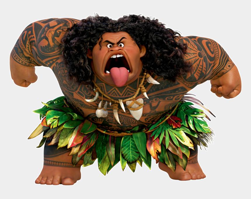 moana clipart, Cartoons - Moana Maui Png - Moana Don T Trick A Trickster