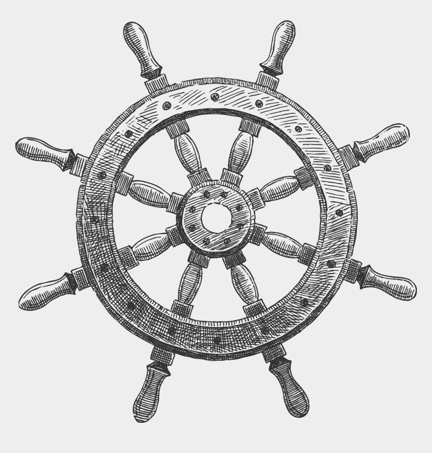 steering wheel clipart, Cartoons - Happy Wheels Png - Sailboat Wheel
