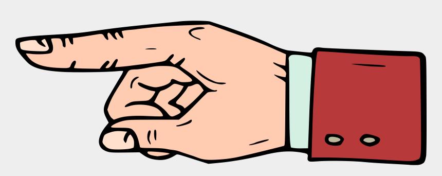 finger clipart, Cartoons - Pointing Finger Clipart - Point Out Finger Illustration