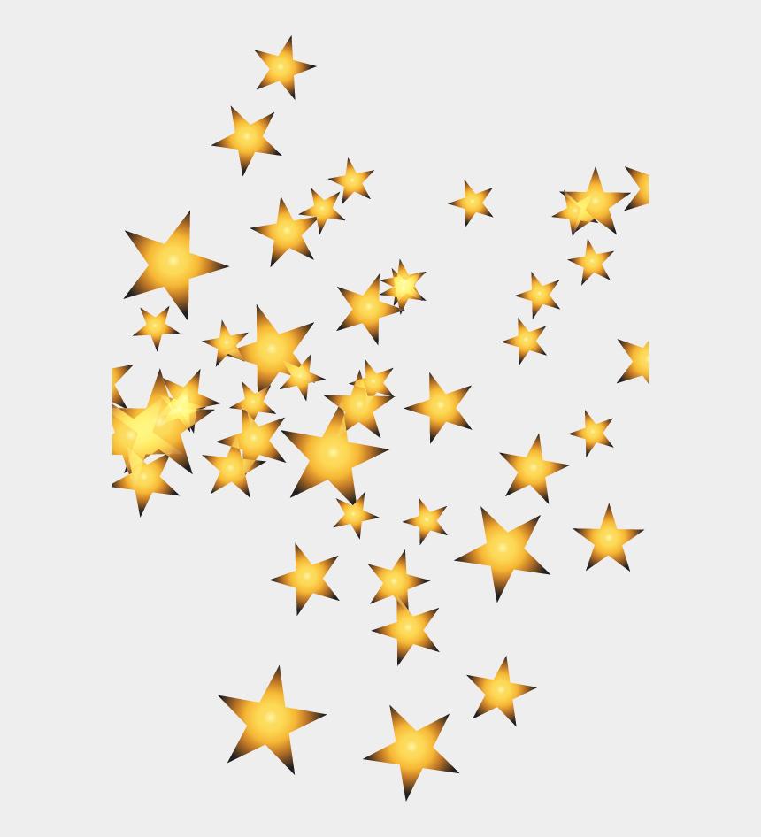 gold star clipart, Cartoons - Gold Stars - Stars Gold Png