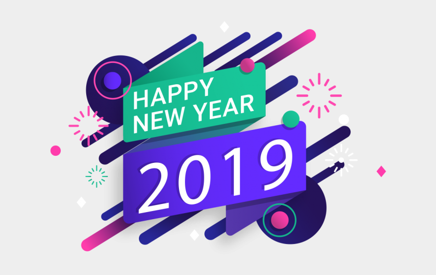 happy new year clipart free, Cartoons - Graphic Design