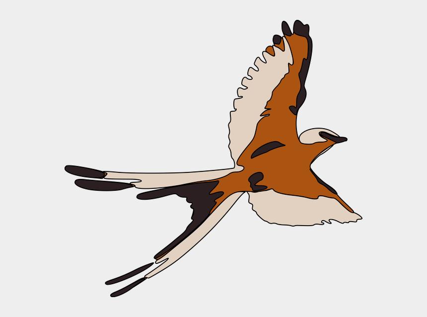 flying bird clipart, Cartoons - Flying Clipart Bird