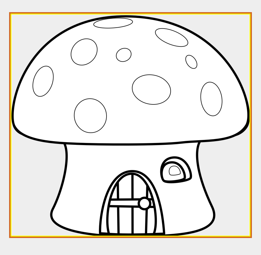 dog clipart black and white, Cartoons - Unbelievable Dog House Cartoon Lovely Cliparts Image - Mushroom House Coloring Pages