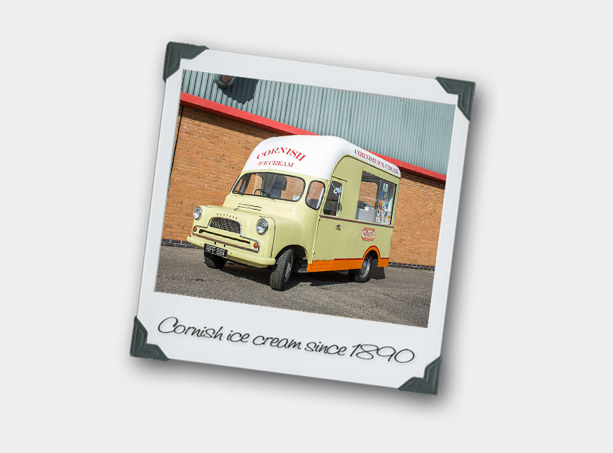 ice cream van clipart, Cartoons - Ice Cream In The Picturesque Towns And On The Beautiful - Kelly's Ice Cream Van