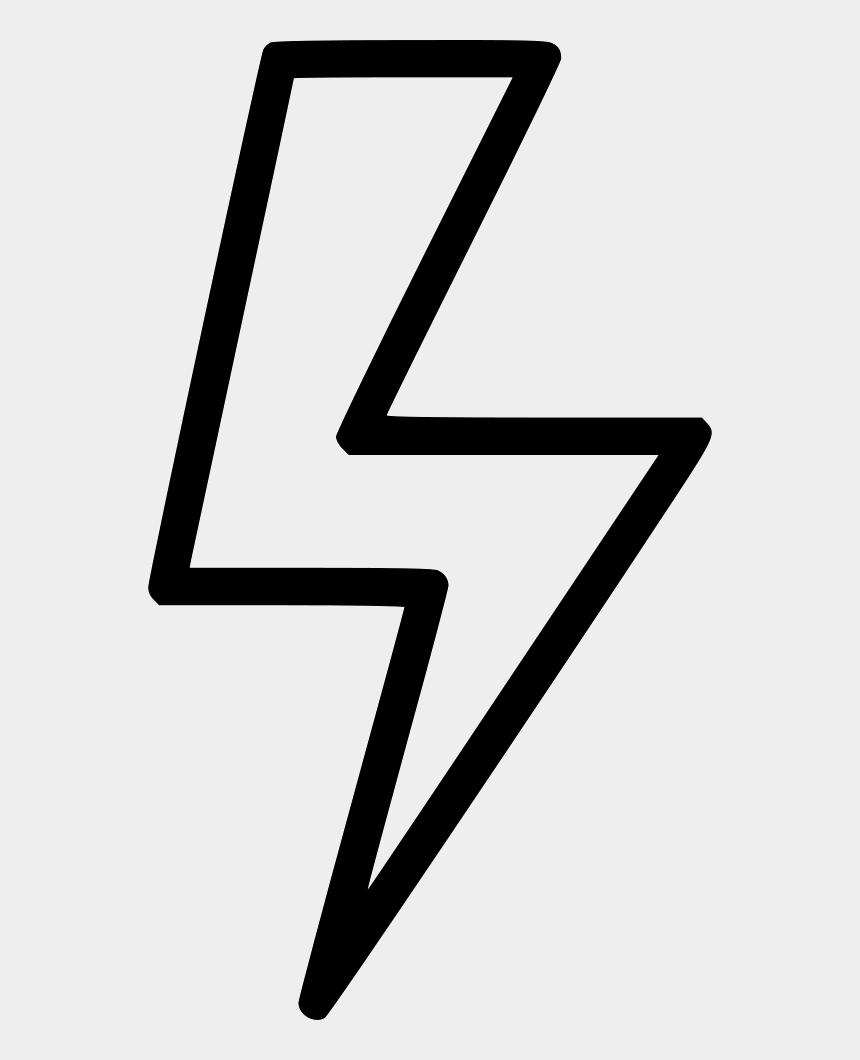 lightning storm clipart, Cartoons - Lightning Svg Large