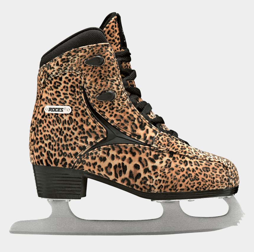 ice skating shoes clipart, Cartoons - Ice Skates - Women Ice Skates