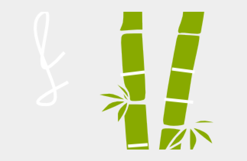 bamboo border clipart, Cartoons - Bamboo Clipart