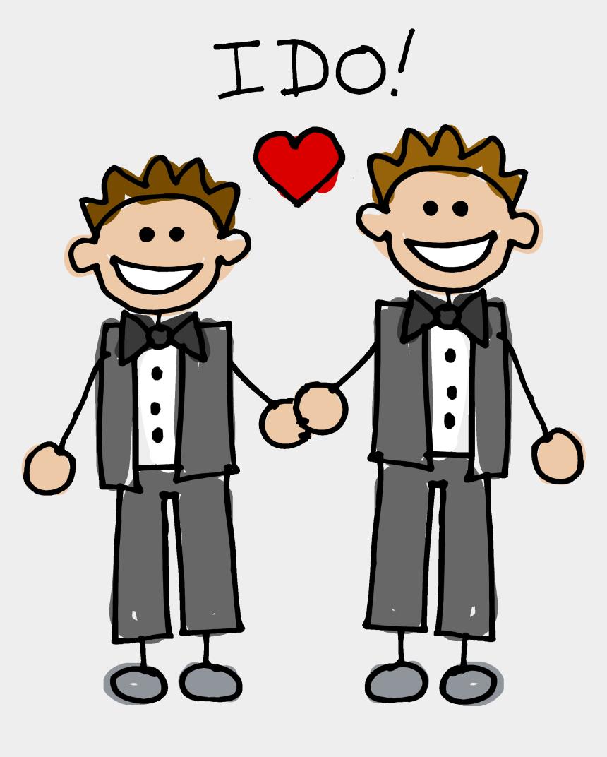 lesbian wedding clipart, Cartoons - You May Now Kiss The Bride Gay Couple Make Headlines - Same Sex Wedding Cartoon