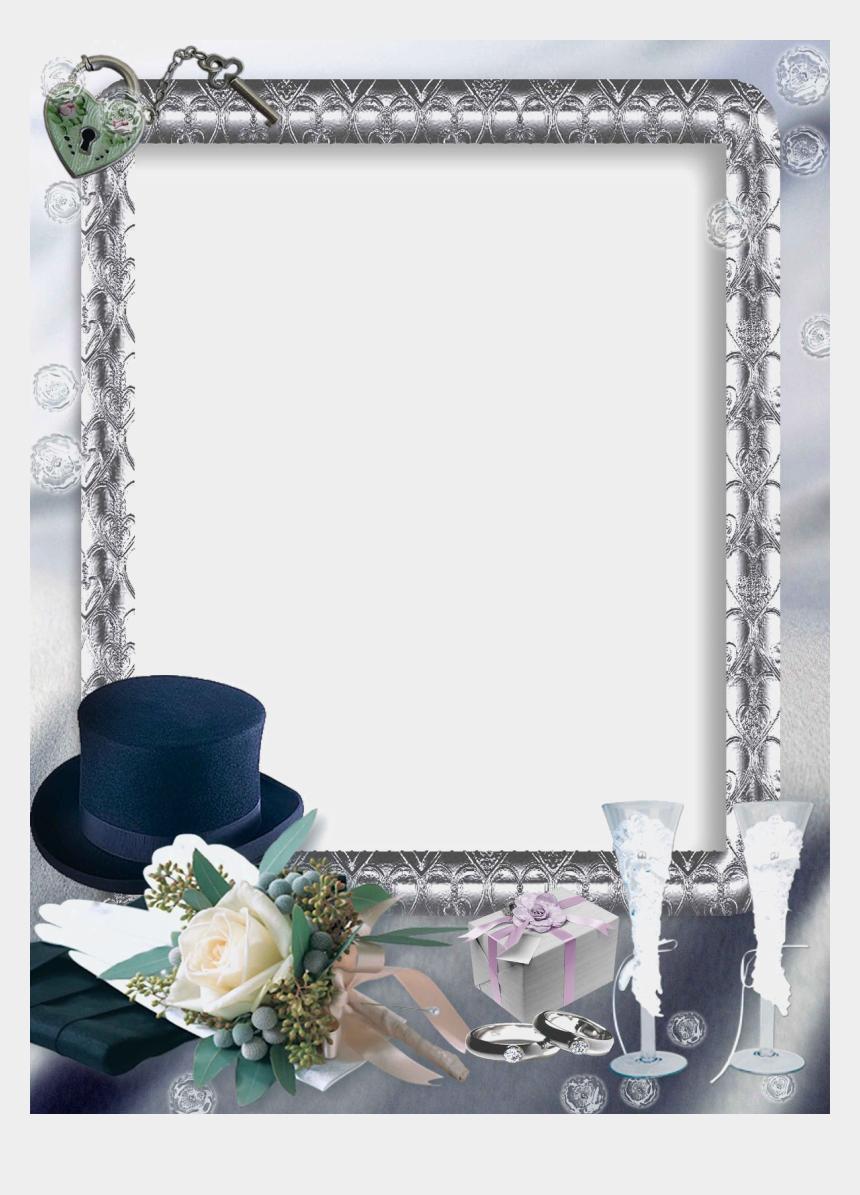wedding frame clipart, Cartoons - Wedding Frame Png Hd Photo - Png Transparent Wedding Frame Png