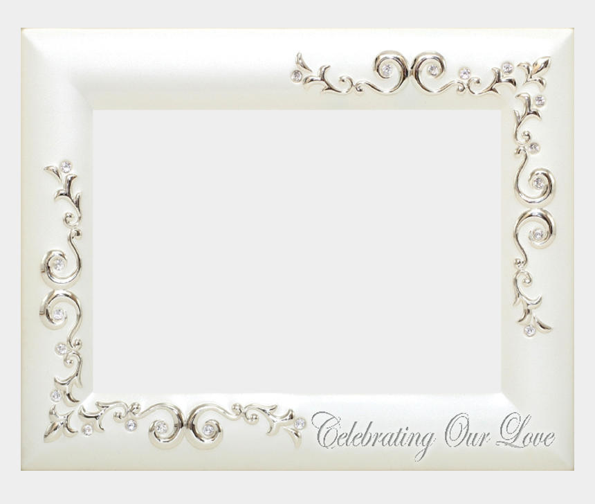 Wedding Frame Picture Silver Wedding Frame Cliparts Cartoons Jing Fm