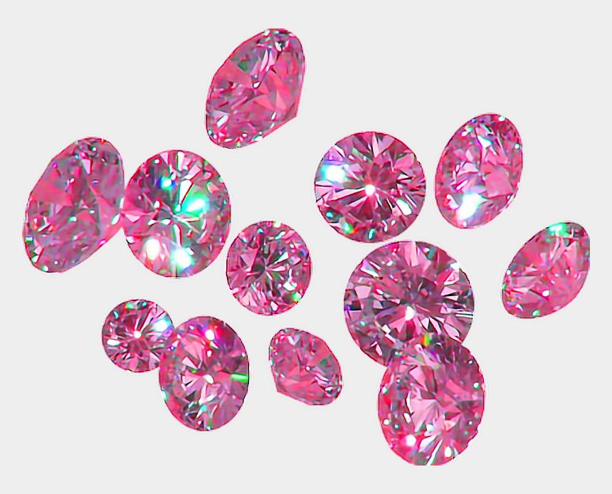 pink diamond clipart, Cartoons - #pink #diamonds #tumblr - Diamonds Png