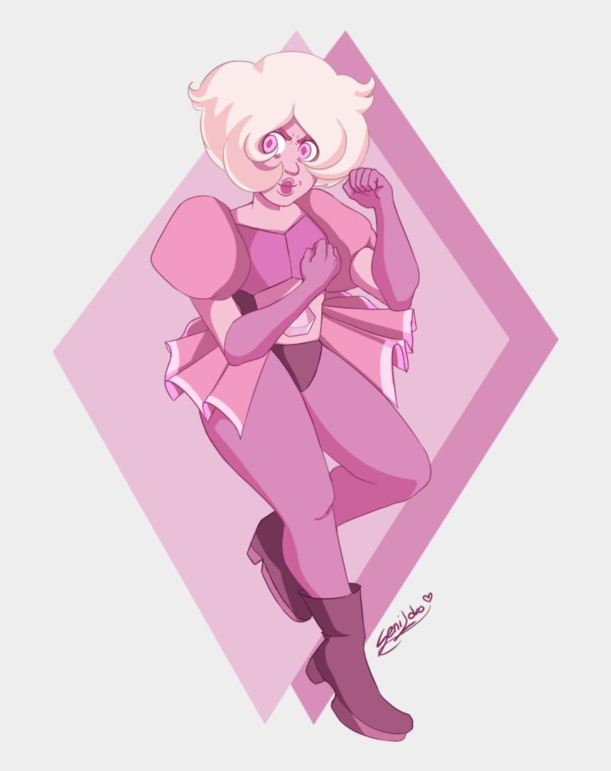 pink diamond clipart, Cartoons - Pink Drawing Uzi - Pink Diamond Steven Universe Cosplay