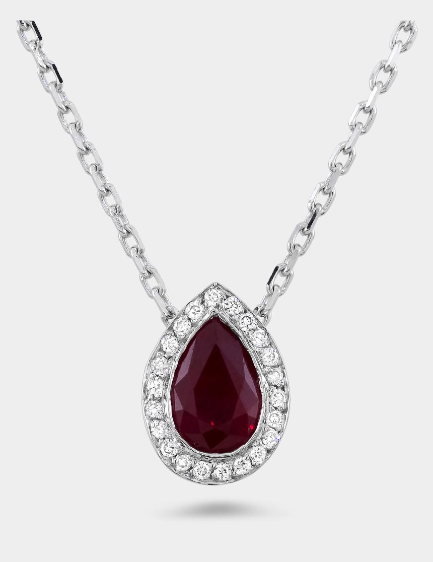 diamond necklace clipart, Cartoons - Ruby Necklace Png - Chanel Sunburst Pendant
