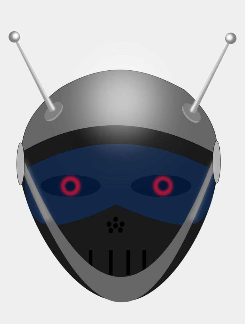 robot face clipart, Cartoons - Humanoid Robot Android Face Nao - Rosto De Robo Desenho
