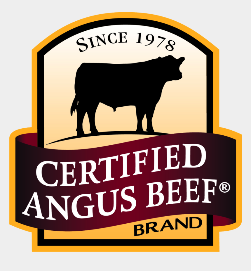 angus cow clipart, Cartoons - Certified Angus Beef - Certified Angus Beef Logo Png