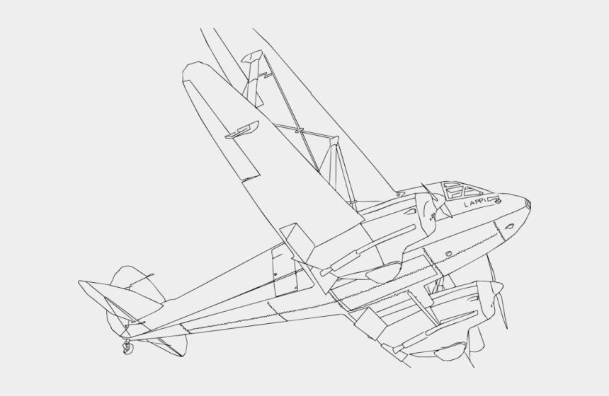 aircraft carrier clipart, Cartoons - Drawn Aircraft Airplane Clipart - Airplane