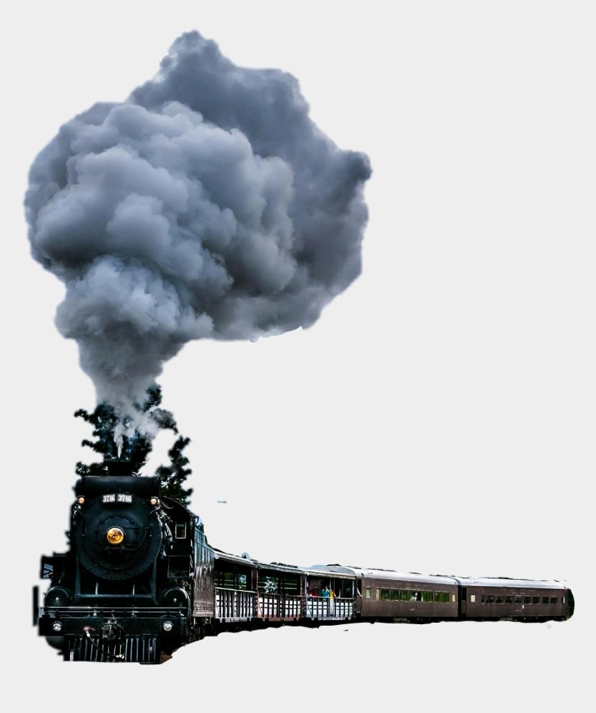 Train Cars Trainway Smoke Trainsmoke Blacktrain Oldtrai