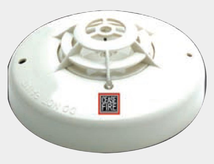 smoke alarm clipart, Cartoons - Ideal Alarm System For Small Set-ups - Circle