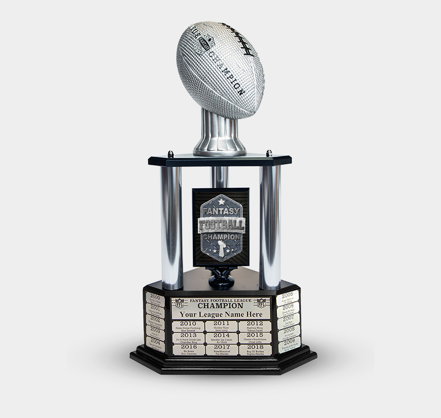 football trophy clipart, Cartoons - Nfl Trophy Png - 2018 Fantasy Football Trophy