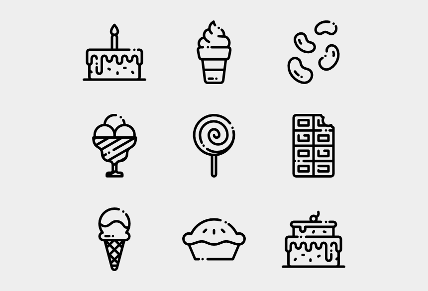 sweet shop clipart, Cartoons - Sweet And Candy Shop
