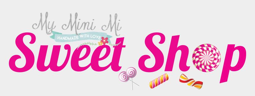 candy shop clipart, Cartoons - My Mini Mi Cheap Logo Design Ⓒ - Sweet Shop Logo Png