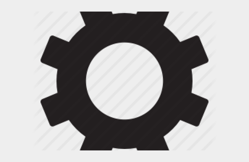 gear wheel clipart, Cartoons - Setting Clipart Gear Wheel - Transparent Background Cogs Icon