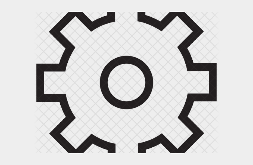 gear wheel clipart, Cartoons - Spare Part Icon Png
