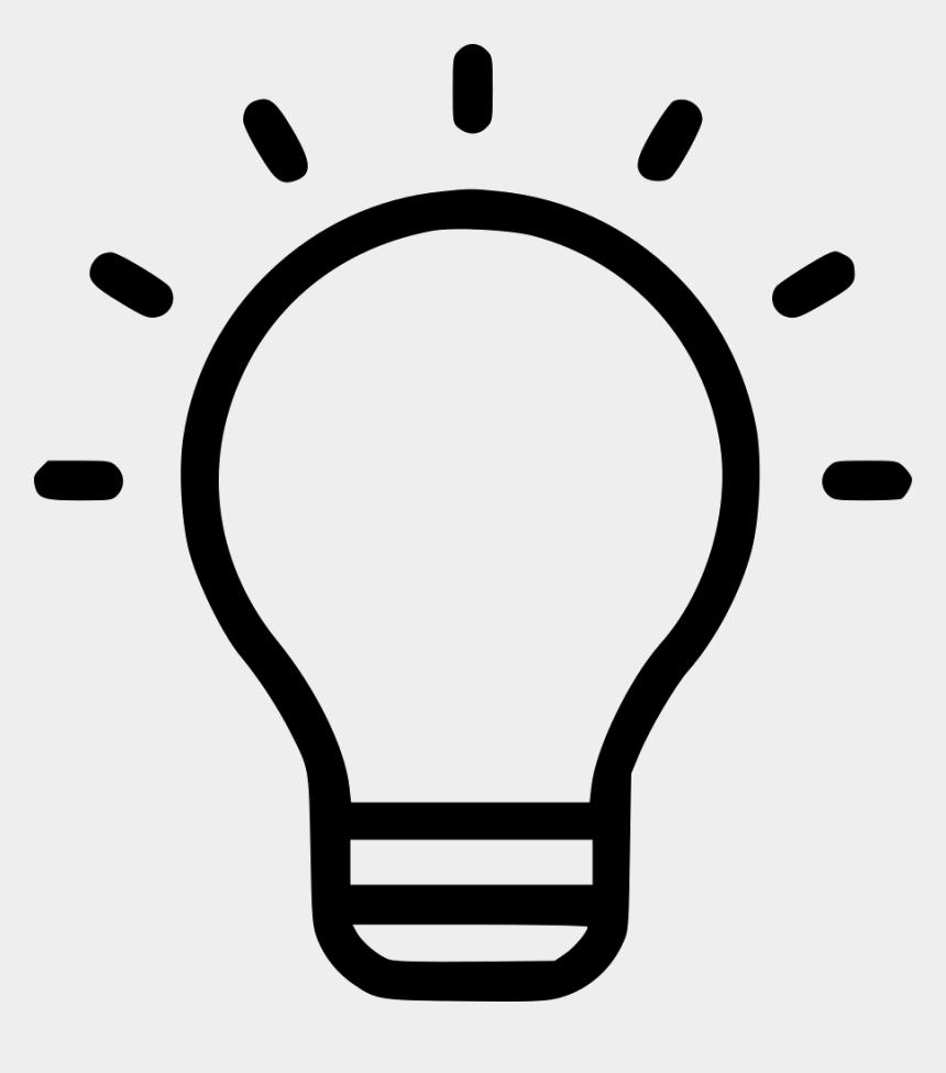 electric bulb clipart, Cartoons - Eco Friendly Logo Black