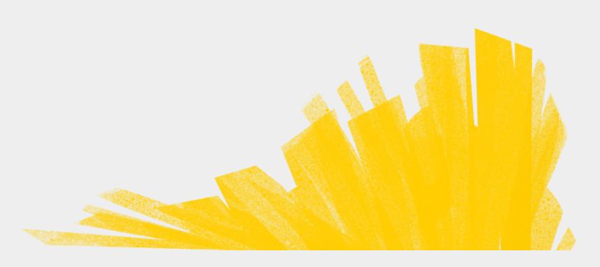 yellow banner clipart, Cartoons - Yellow Banner Clip Art - Banner Design Yellow Png