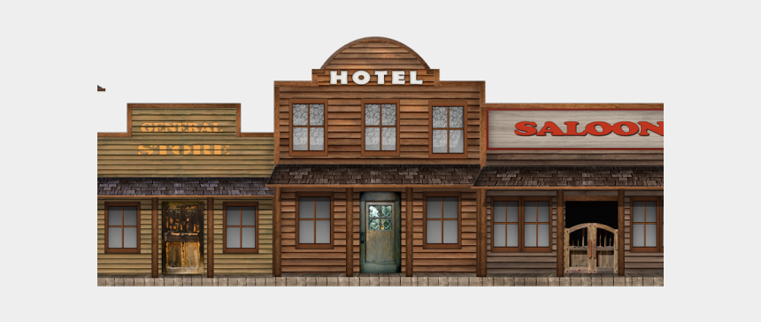 office clipart library, Cartoons - Hotel Clipart Library Building - Wild West Mayor's Office