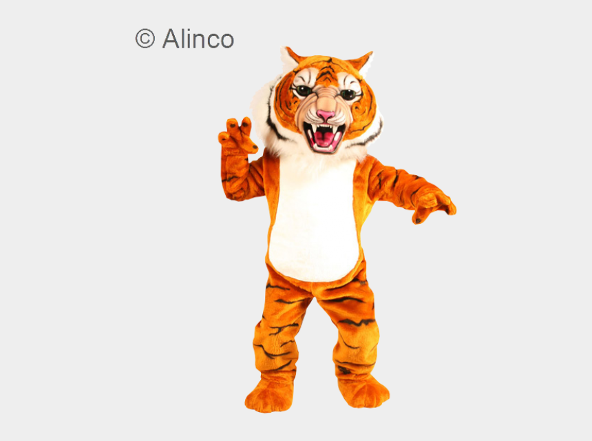 tiger eyes clipart, Cartoons - Tiger Mascot Costume