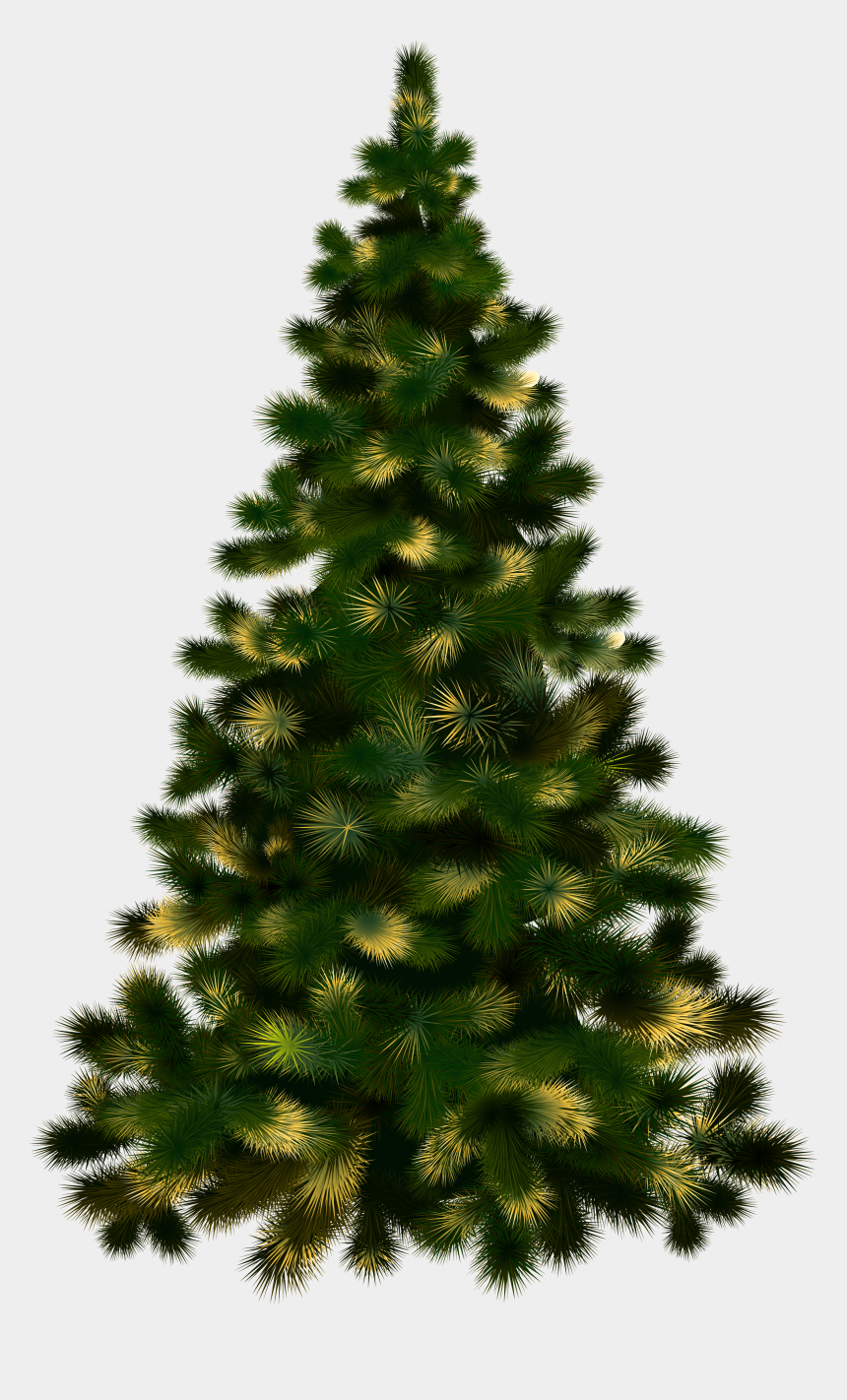 Christmas Tree Clipart Transparent Background.Christmas Tree Without Lights Christmas Clipart Clips