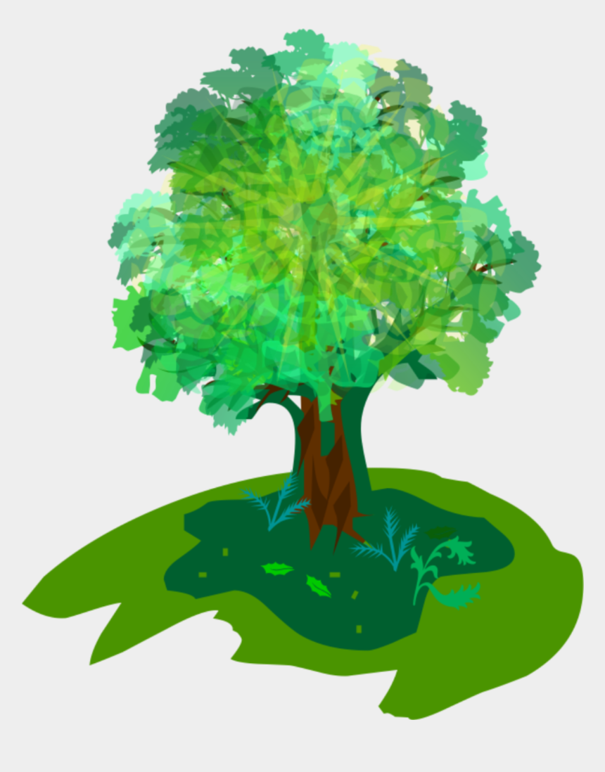 growing tree clipart, Cartoons - Tree Icon Logo Grow Growing Png Image - Nature Club