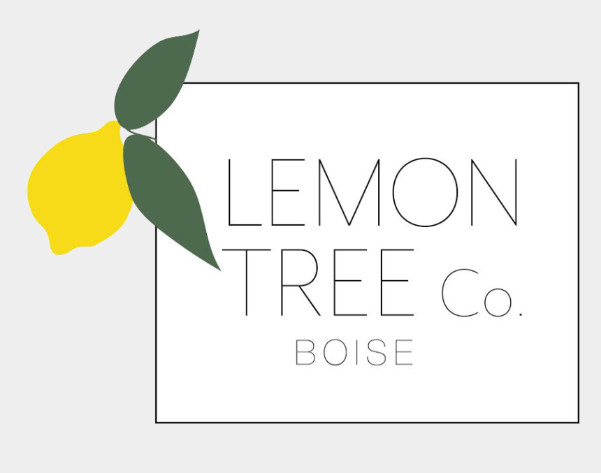 lemon tree clipart, Cartoons - Lemon Tree Co - Graphic Design