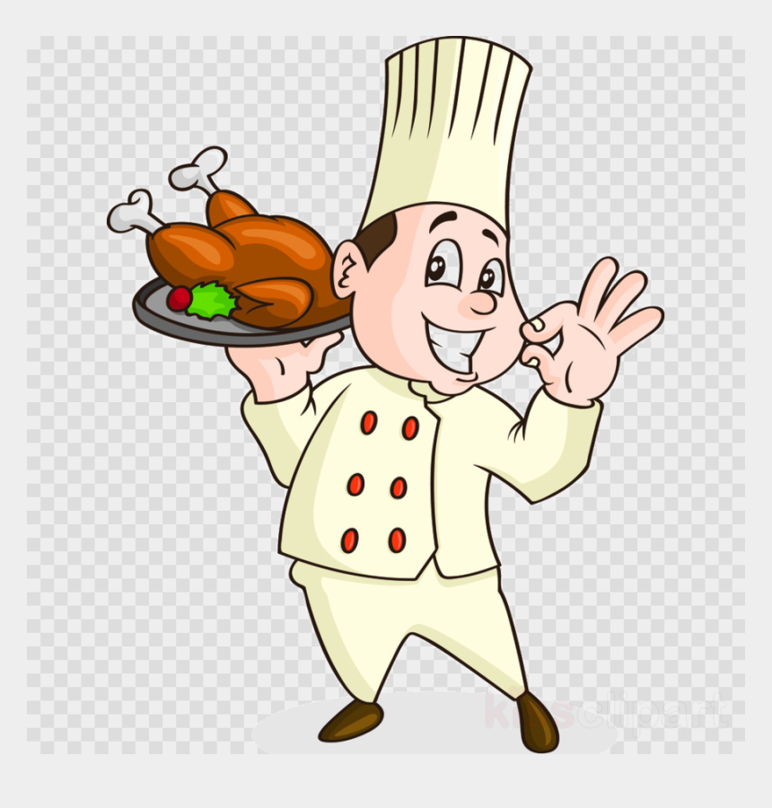 cooking images clip art, Cartoons - Chicken Chef
