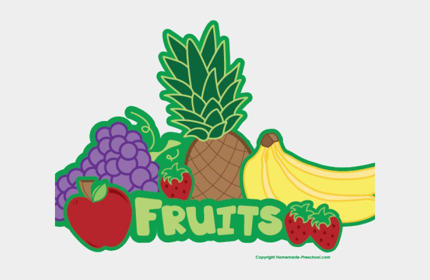 food groups clip art, Cartoons - Fruits Food Group Clipart