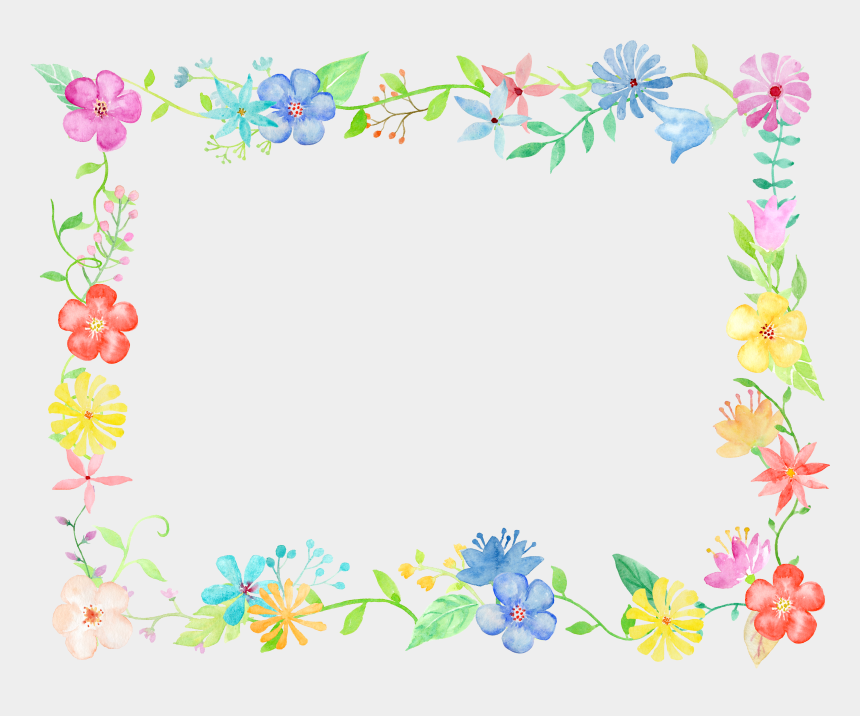 wedding garland clipart, Cartoons - Picture Frame