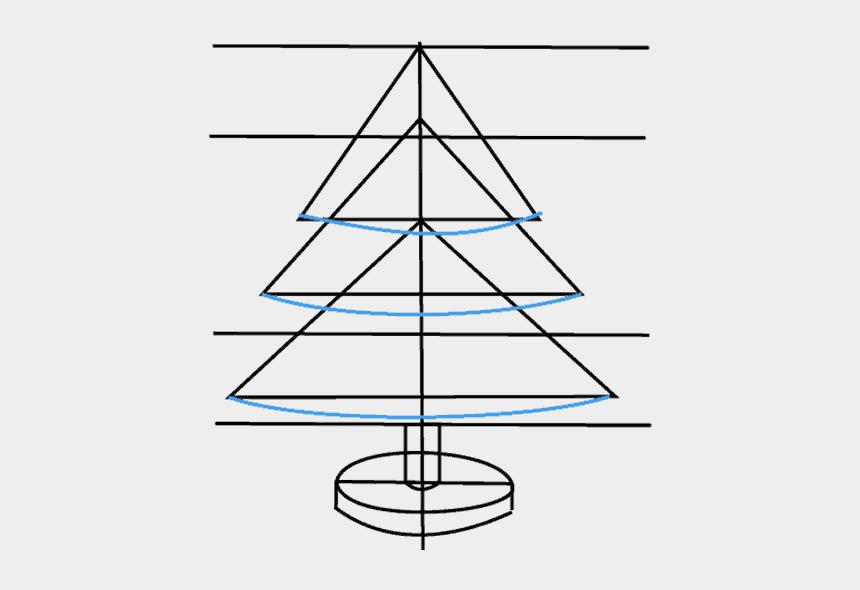 christmas tree trunk clipart, Cartoons - Drawing