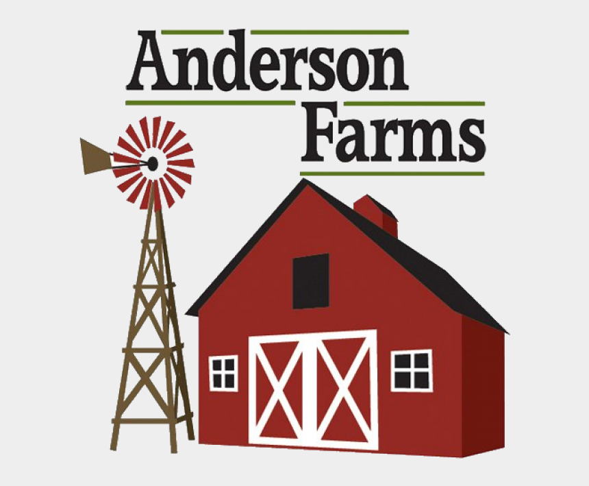 farm windmill clip art, Cartoons - Barn With Windmill Clipart