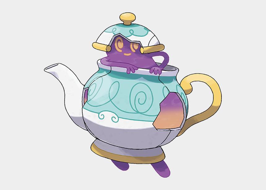 i m a little teapot clip art, Cartoons - Pokémon Sword And Shield