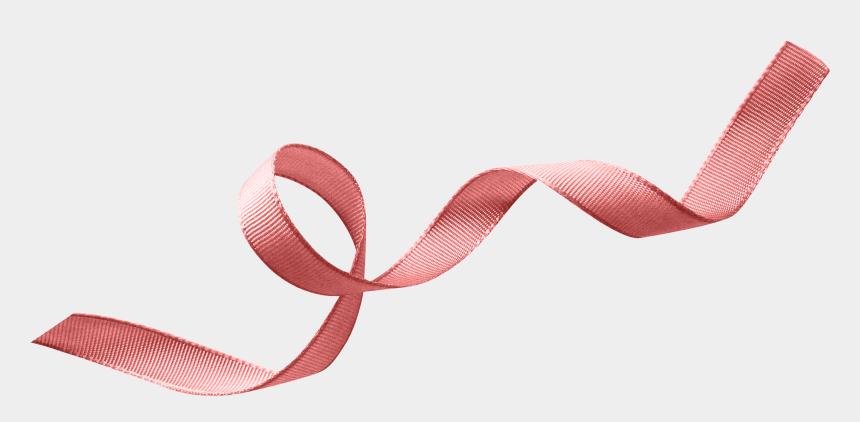 pink ribbon clip art for facebook, Cartoons - Rosa Cinta De Lazo Png