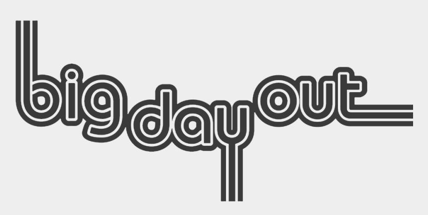 skateboard ramp clipart, Cartoons - Big Day Out Festival Logo