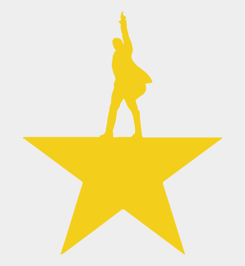 figure skating silhouette clip art, Cartoons - Hamilton Musical Logo Svg