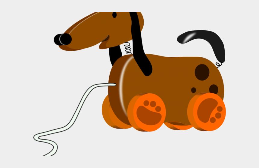 stick figure dog clipart, Cartoons - Clip Art Toy Dog