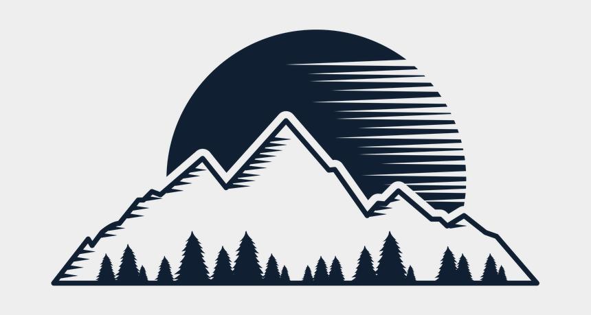 free clipart mountain climbing, Cartoons - Silhouette Mountain Hiking Png