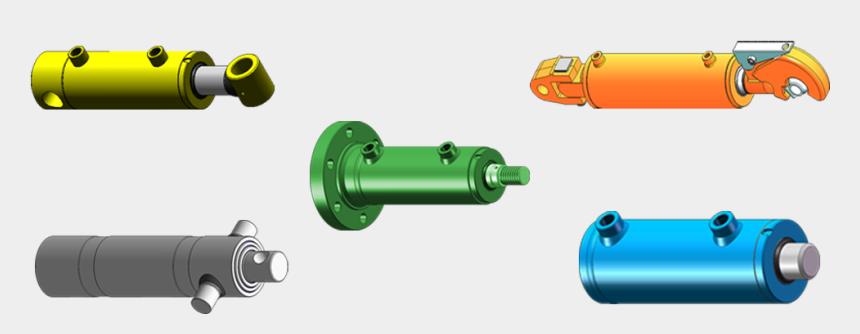 hydraulic cylinder clipart, Cartoons - Clip Art
