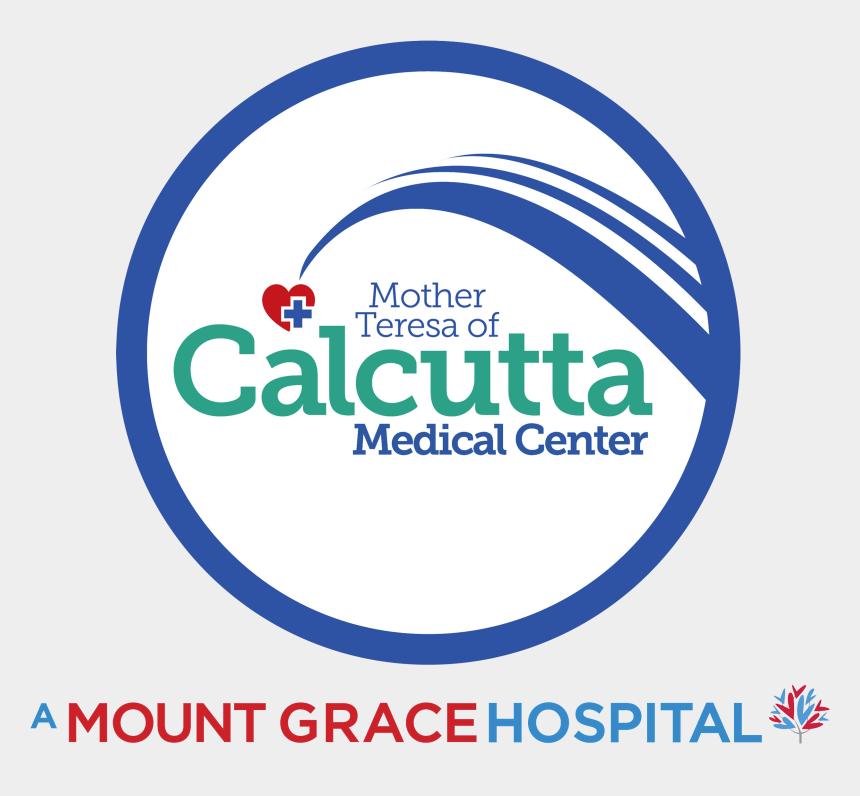 nuclear medicine clipart, Cartoons - Mother Teresa Of Calcutta Medical Center Logo